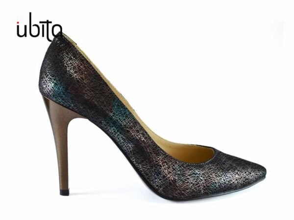 Pantofi stiletto colorati piele naturala la comanda FFC0012-Hadlee